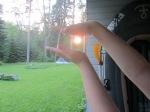 pihkudes on Päike